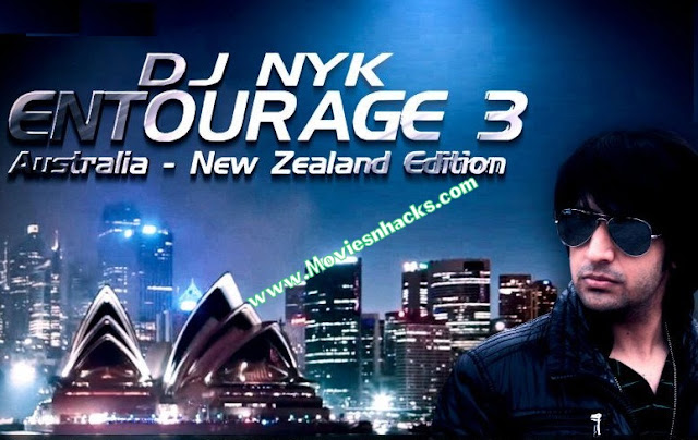 Entourage 3 DJ NYK Remixes (2011) 190 Kbps