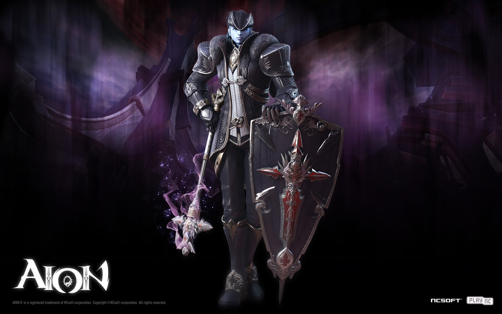 Cleric : Aion 3.0 Game Wallpaper