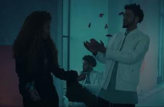 "Janet Jackson ""No Sleep"" music video"