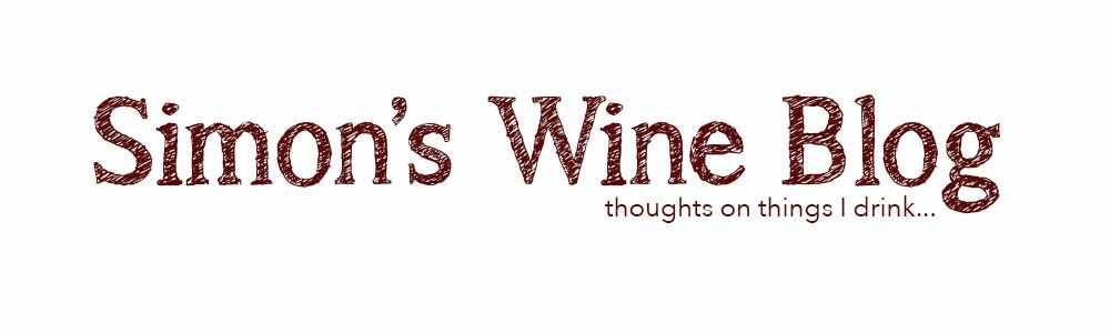 Simon's Wine Blog
