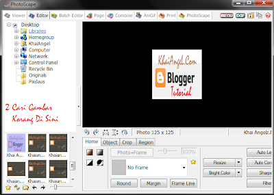 exchange banner untuk blogger