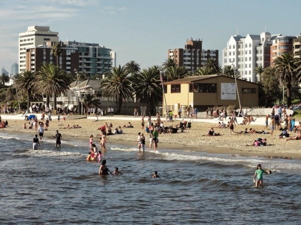 Melbourne Plaże