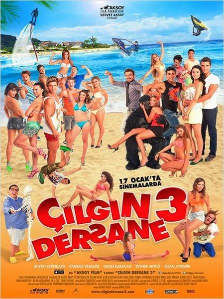 Cilgin Dersane 3 2014 Full Film İzle