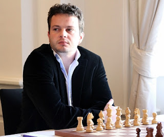 Etienne Bacrot © Chess & Strategy