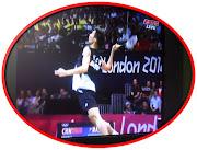 London2012 Olympic Games,3rd August 2012 TEWASKAN CHEN L CHINA, ANDA TERBAIK MALAYSIA BOLEH 9.35PM