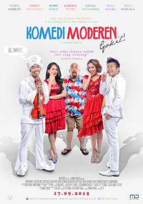 Film Komedi Moderen Gokil Dodit Mulyanto