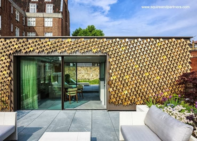 Casa contemporánea con fachadas originales en Mayfair - Londres