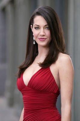 Heather Lindell vestido fashion