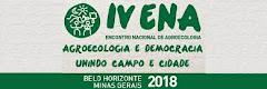 IV ENA - BELO HORIZONTE - MG - 31 MAIO À 03 JUNHO 2018