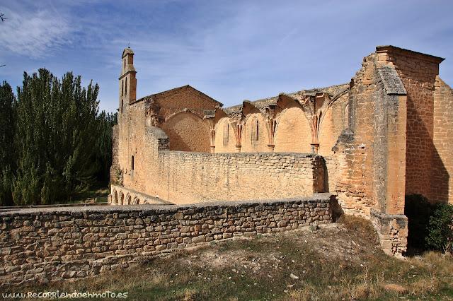 Ruinas del convento del Rosal, Priego