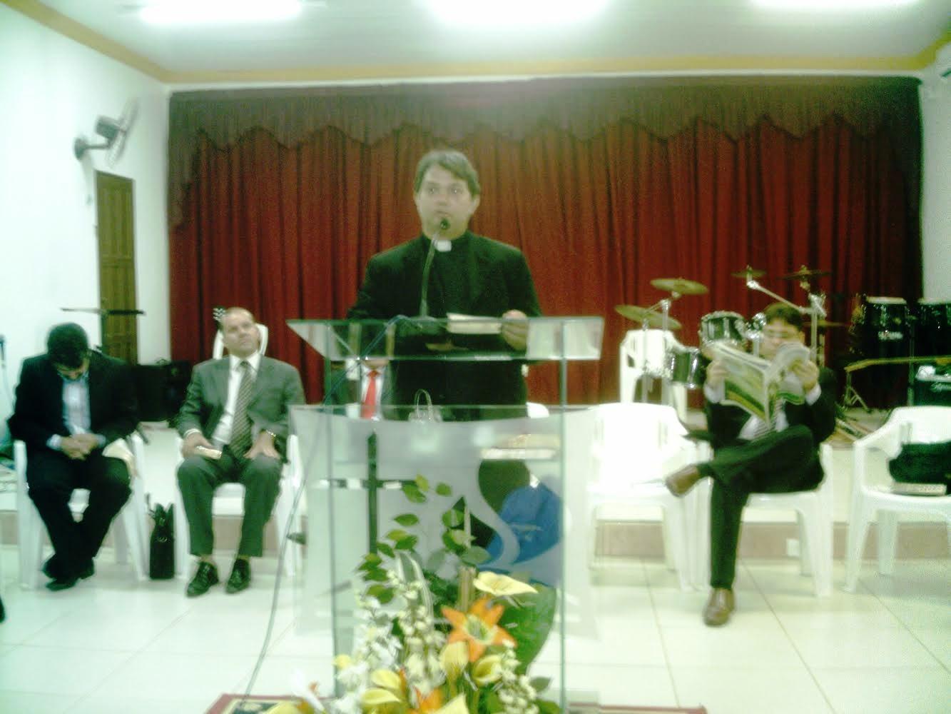 Pastor Samuel Santos - AIECB