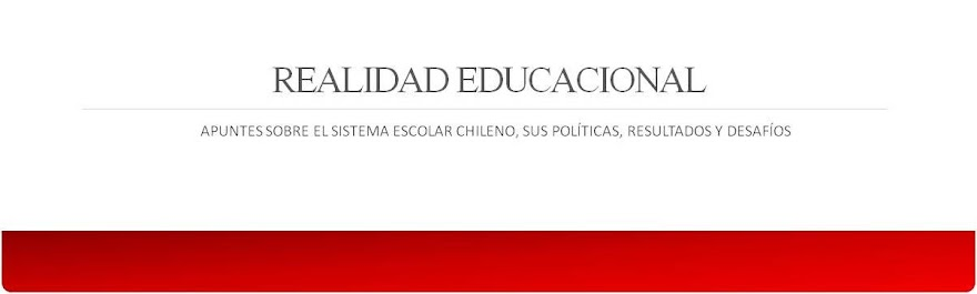 Realidad Educacional Chilena
