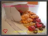 """CONTEST BISCOTTO IMPACCHETTATO...SUCCESSO ASSICURATO!! di """"La cucina di Chiara"""""""