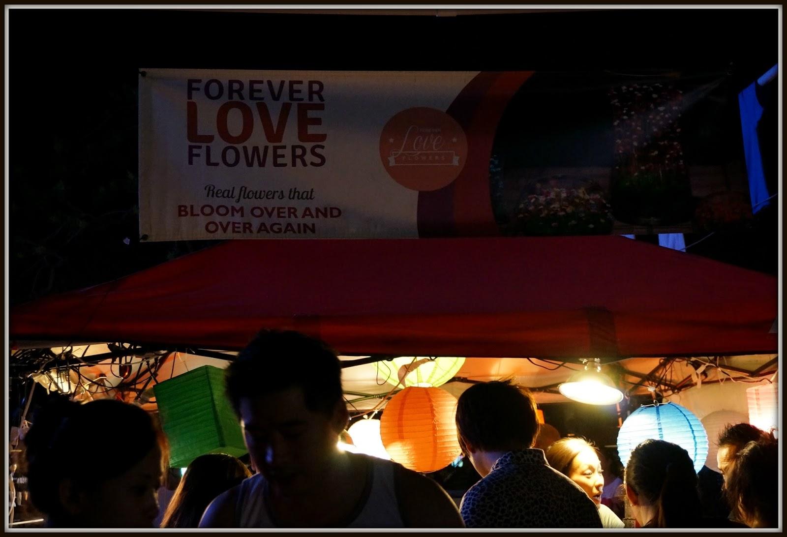 Forever Love Flowers