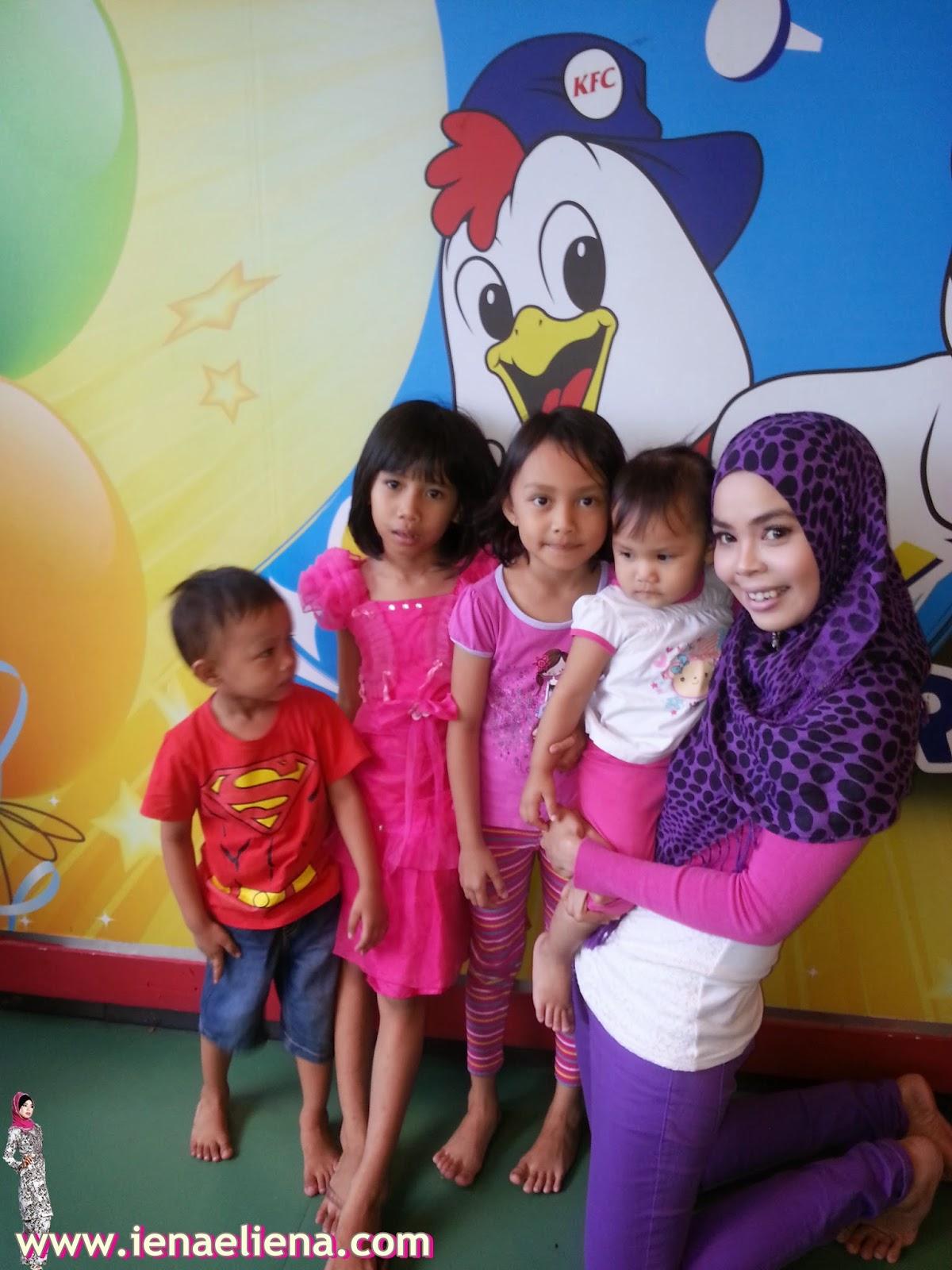 Birthday Celebration With Family - chicky corner