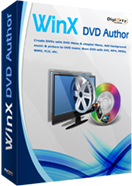WinX DVD Author Freeware – Create Home Video DVD with Ease