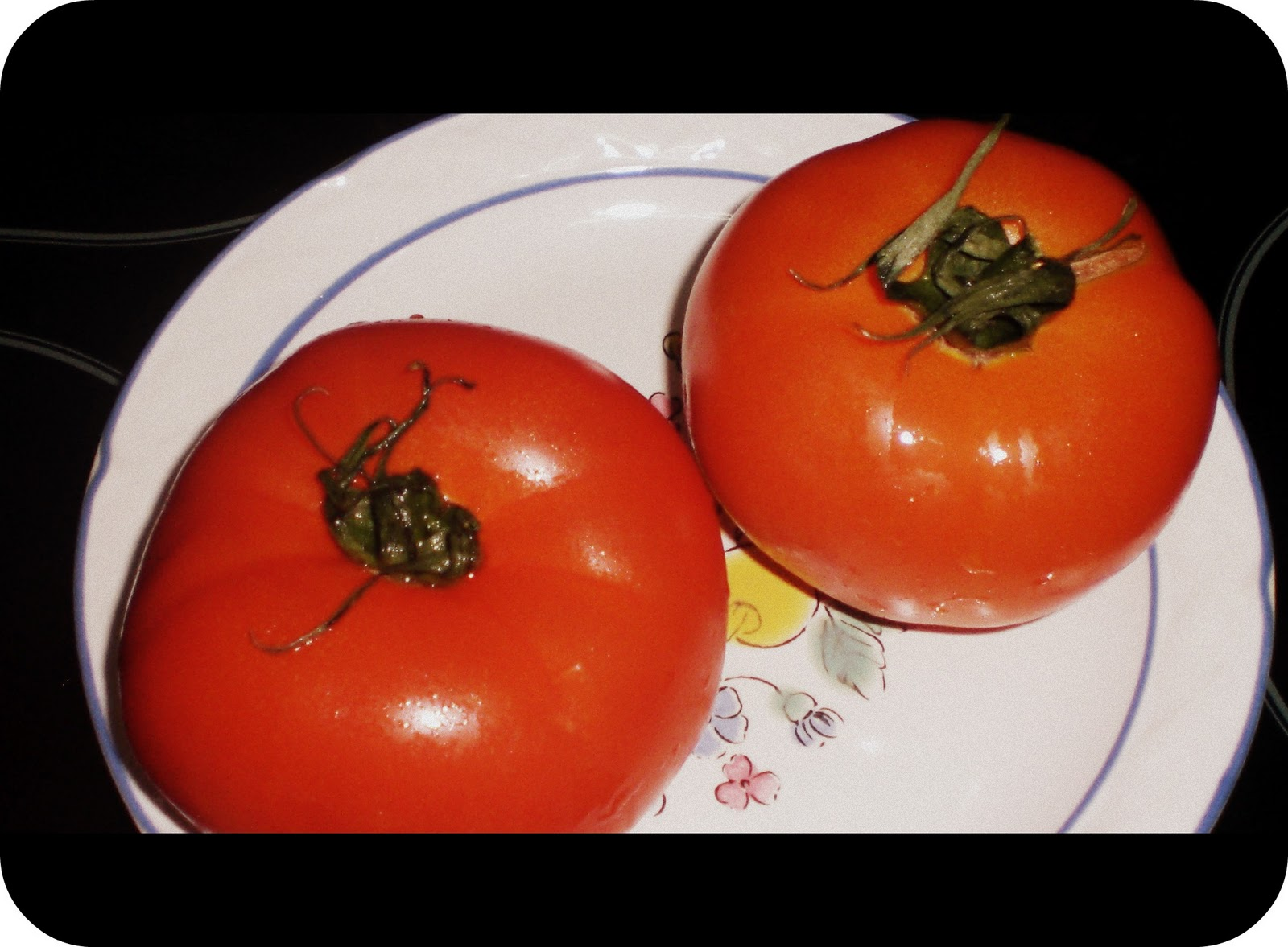 Conchic blog tomates rellenos - Tomates rellenos light ...