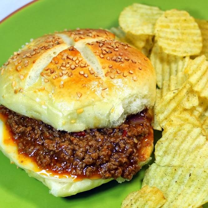 ramen recipes authentic easy 100 Sandwiches Recipe Sloppy   Joe's Main PotLuck Freezable Church for