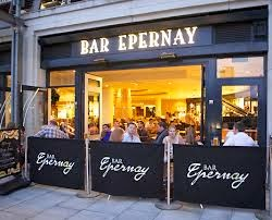 Bar in Epernay