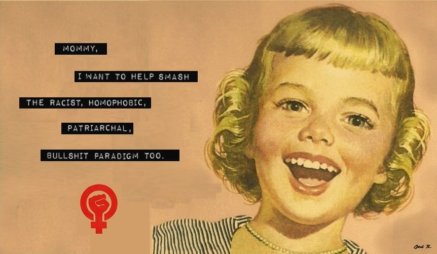 Feminismo y punto
