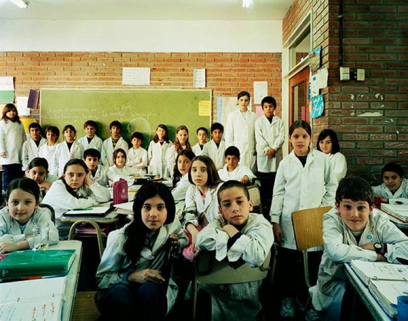 An Eye-Opening Look Into Classrooms Around The World - Argentina, Buenos Aires, Grade 4, Natural Science