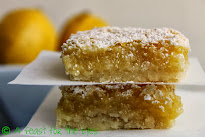 "Sunshine ""Lemon Bars"""