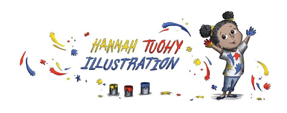Hannah Tuohy Illustrator