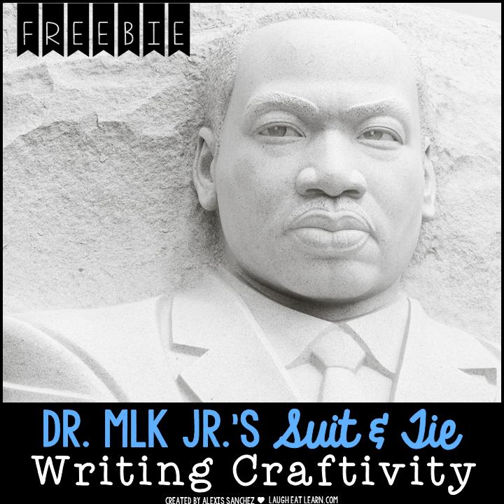 MLK JR. Suit & Tie
