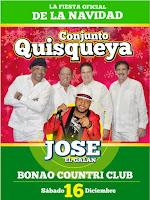 ESTE SABADO 16 DICIEMBRE EN EL BONAO COUNTRY CLUB