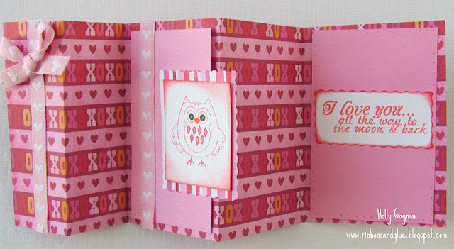 Accordion Fold Card