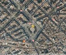 Barcelona-Plaza de Catalunya