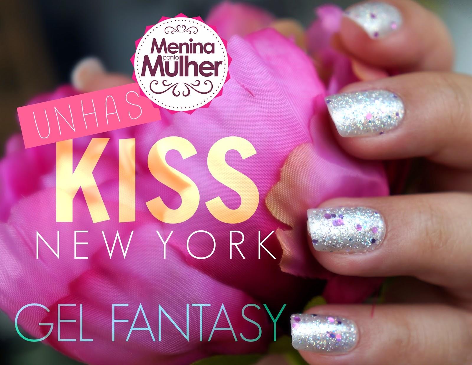 RESENHA || Unhas em Gel, Kiss New York