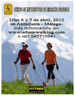 Curso Instructor Nordic Walking