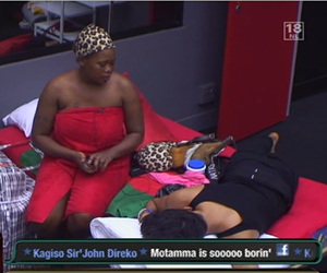 Big Brother Africa 2013 ''The Chase'':Is Natasha Obsessed With SEX