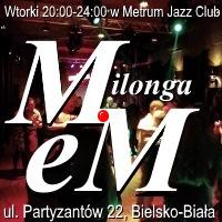 Milona eM w Metrum (Wtorki)