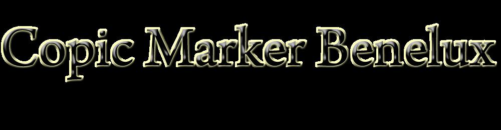 Copic Marker Benelux