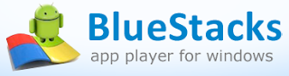 Logo di BlueStacks