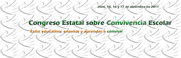 MATERIALES CONGRESO ESTATAL CONVIVENCIA