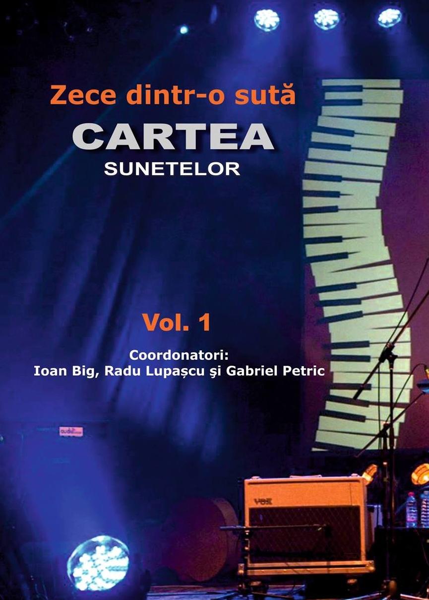 """Zece dintr-o sută. Cartea sunetelor 1 (co-autor, ed. """"Alpha Print Xpress"""", București, 2018)"""