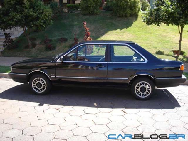 VW Santana GLS 1989 2.0