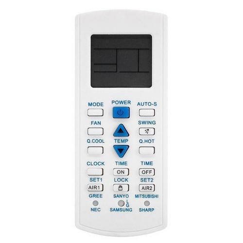 Controle Remoto Para Ar Condicionado Multimarcas