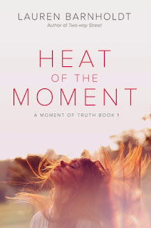 Review: Heat of the Moment by Lauren Brandholdt