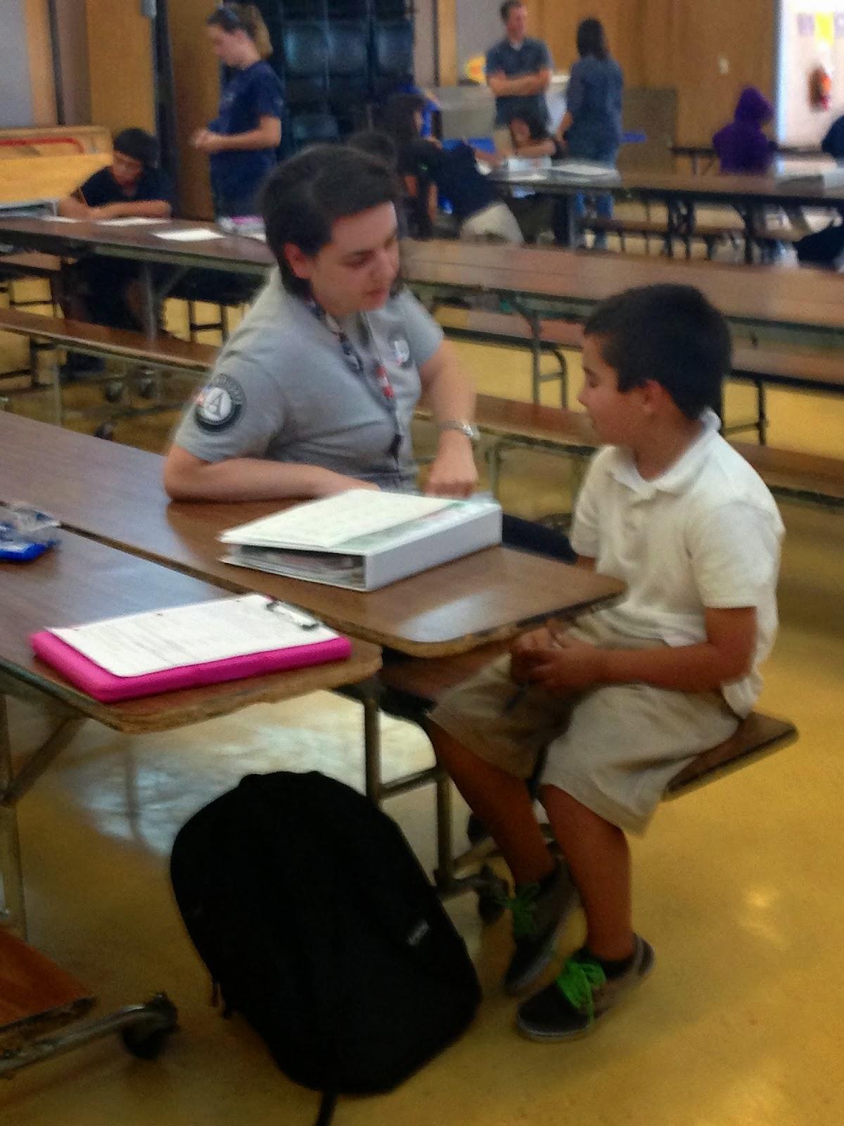 calserves direct  visiting napa after school