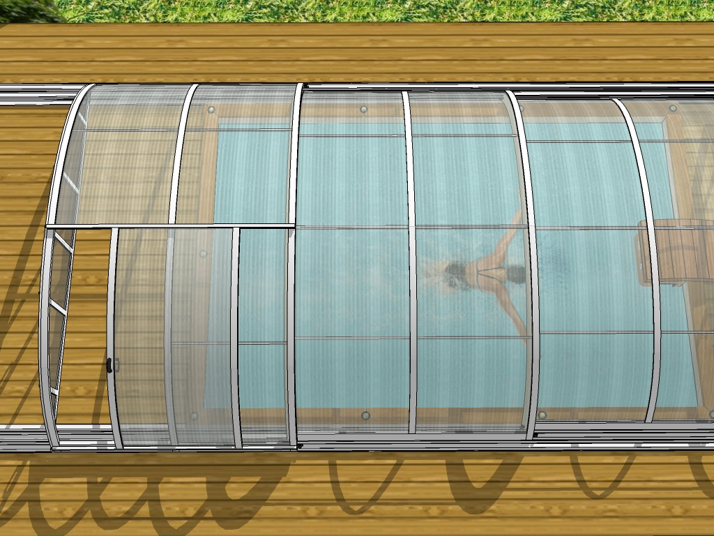 Sketchup 3d challenge winner announcement challenge 160 for Pool design sketchup