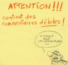 avertissement :
