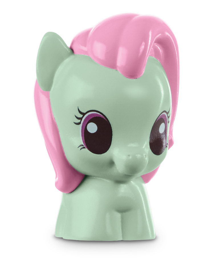 Playskool Friends My Little Pony Minty Figure