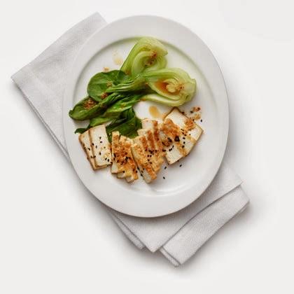 Miso-Glazed Tofu image