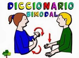 Diccionario bimodal