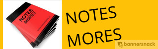 NOTE'S MORE'S
