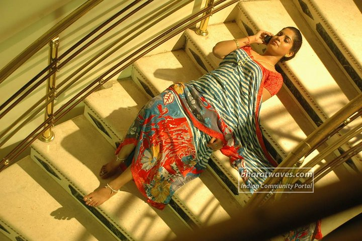 Hot Seducing Sarees
